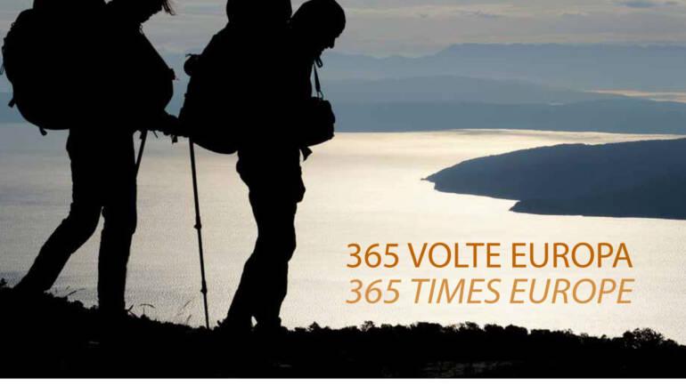 """Mostra fotografica """"365 VOLTE EUROPA. Un anno sempre a piedi attraverso 22 nazioni"""" di Riccardo Carnovalini, Edizioni Magister – Francigena Fidenza Festival"""