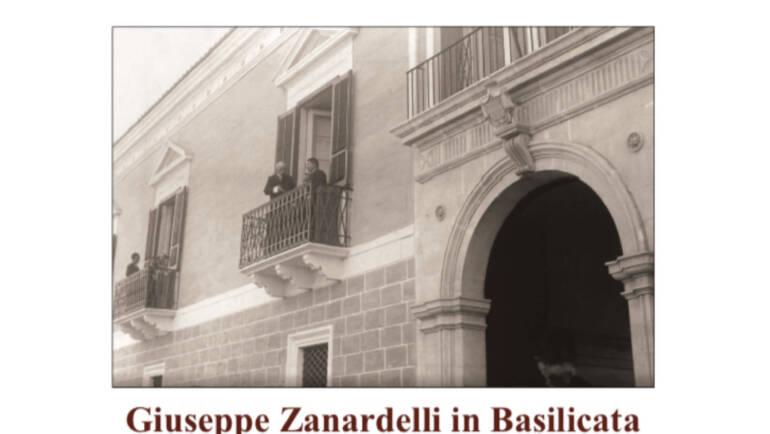 """Presentazione libro """"Giuseppe Zanardelli in Basilicata"""" di Antonio Romano e Domenica Malvasi – Edizioni Magister"""